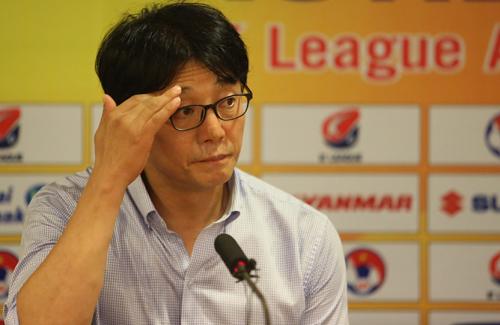 HLV Các ngôi sao K-League đổ lỗi cho thời tiết khi thua U22 Việt Nam