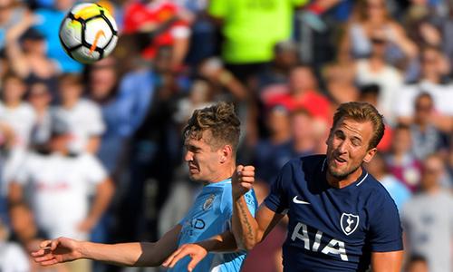 Man City tiếp đà thăng hoa, xử đẹp Tottenham