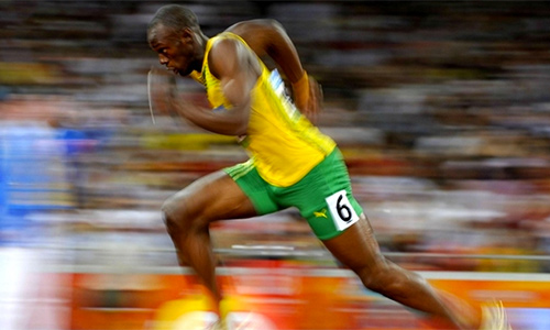 """Donovan Bailey: """"Đừng dại đánh cược Usain Bolt thất bại"""""""