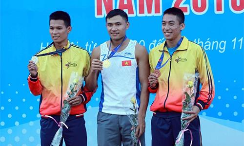 VĐV Việt Nam chuẩn bị so tài Usain Bolt ở giải điền kinh thế giới