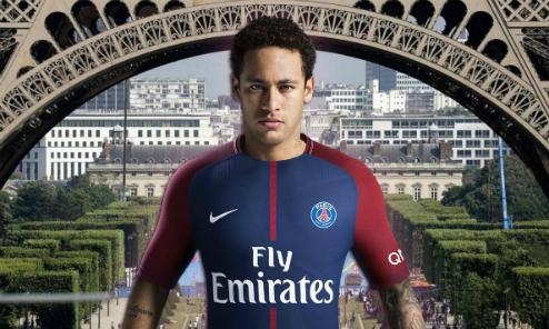 PSG muốn ra mắt Neymar chậm nhất trong ngày 4/8
