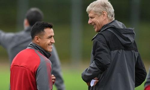 """Wenger: """"Sanchez sẽ ở lại Arsenal"""""""