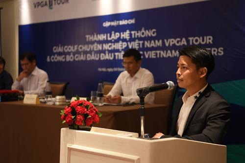 Hệ thống Giải golf chuyên nghiệp Việt Nam được thành lập