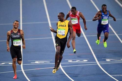 """Usain Bolt: """"Tôi chỉ là chú ngựa ô"""""""