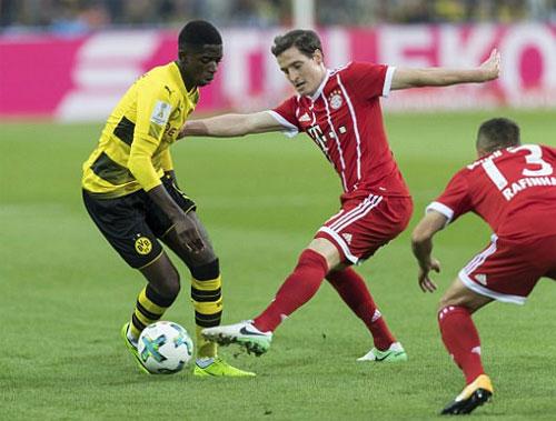 Barca đạt thỏa thuận với Dembele, đang thuyết phục Dortmund