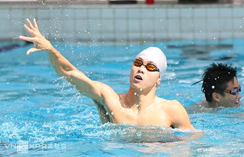 Lâm Quang Nhật vẫn thi đấu nội dung 1.500m ở SEA Games 29