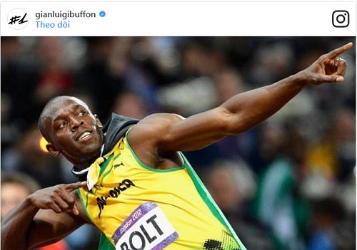 Các ngôi sao bóng đá xúc động khi Usain Bolt chuẩn bị giải nghệ