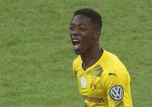Dortmund dồn Barca vào thế bí trong vụ Dembele