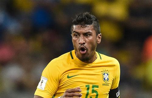 Barca chi 45 triệu đôla mua Paulinho từ Trung Quốc