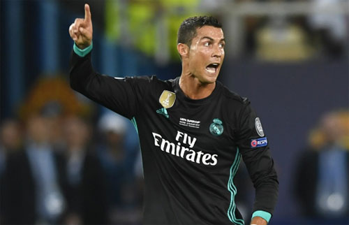Ronaldo, Messi, Buffon vào danh sách đề cử giải Cầu thủ hay nhất UEFA