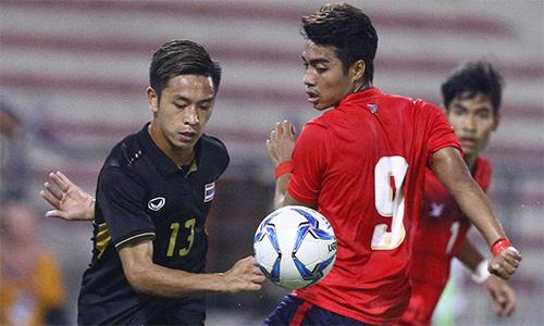 Thái Lan dễ dàng lấy trọn ba điểm trước Campuchia
