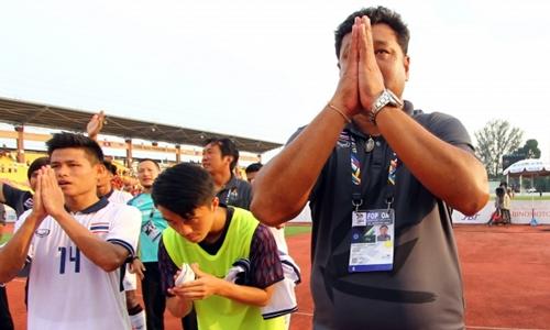 """HLV Thái Lan: """"Không nghĩ thắng được Việt Nam 3-0"""""""