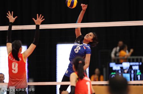 Bóng chuyền nữ Việt Nam lần đầu đứng ngoài top 2 SEA Games sau 16 năm