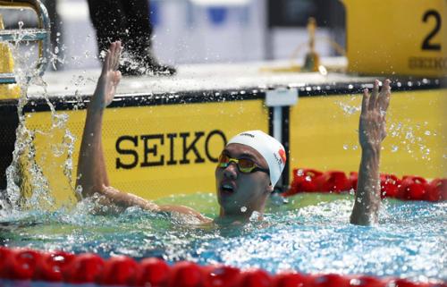 """Huy Hoàng: """"Kỷ lục SEA Games chưa phải đích cuối cùng"""""""