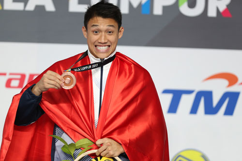 Lê Nguyễn Paul quyết đoạt HC vàng ở SEA Games 2019