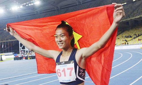 """Báo Malaysia ca ngợi """"người phụ nữ nhanh nhất Đông Nam Á"""" Tú Chinh"""