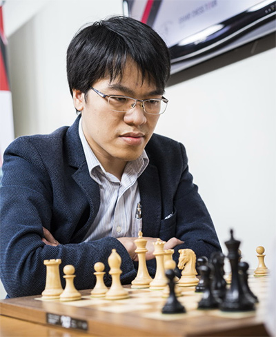 """Quang Liêm được dự báo là """"ngựa ô"""" tại Cup Thế giới 2017"""