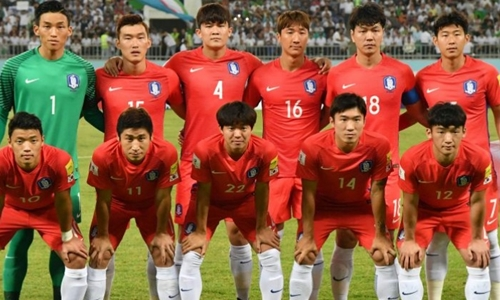 Châu Á xác định xong bốn đội dự World Cup 2018