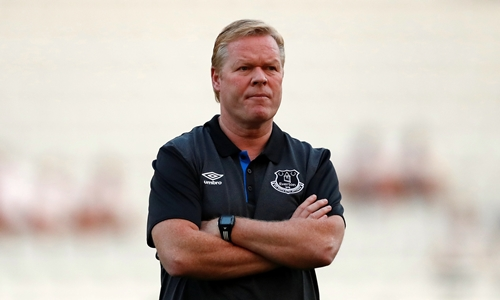 Koeman: 'Rooney sẽ bị phạt nội bộ'