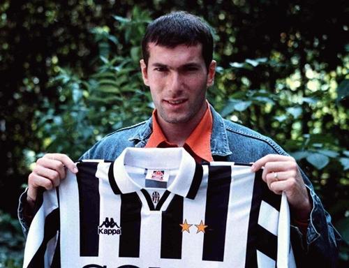 Man Utd từ chối mua Zidane vì Cantona