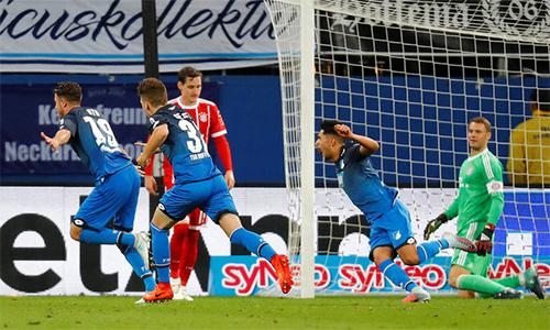 Bayern thua sấp mặt khi cần chạy đà cho Champions League