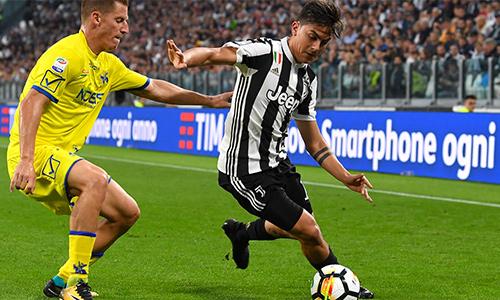 Dybala thổi hồn vào chiến thắng của Juventus