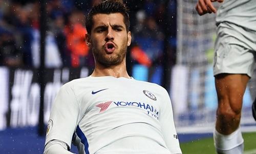 Chelsea yêu cầu CĐV không dùng ngôn từ bài Do Thái khi cổ vũ Morata