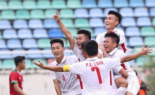 Việt Nam hạ Indonesia 3-0, rộng cửa vào bán kết U18 Đông Nam Á