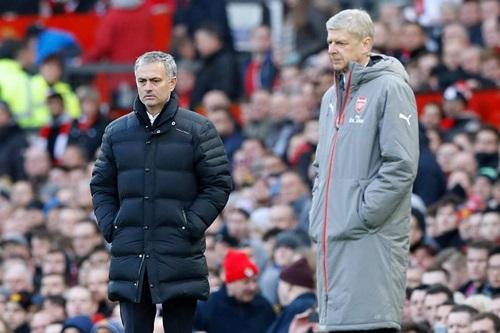 Mourinho: 'Hy vọng Wenger ở Arsenal lâu dài'