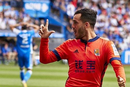Sociedad sánh ngang Barca về số điểm sau ba vòng La Liga