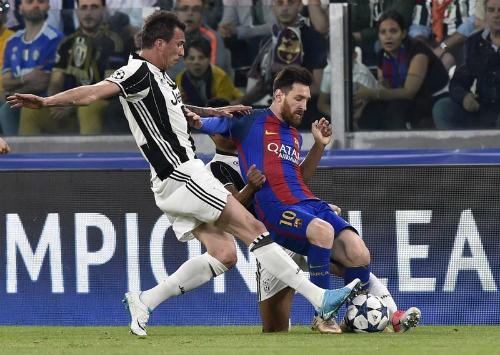 HLV của Juve: 'Barca vẫn là một trong hai đội bóng mạnh nhất thế giới'