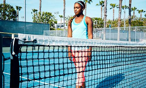 Sloane Stephens và cú nhảy 900 bậc trên bảng điểm WTA