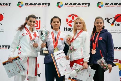 Nguyễn Thị Ngoan - Từ phim kiếm hiệp đến chức vô địch karate thế giới