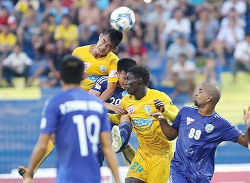 Thanh Hóa lần đầu thua trên sân nhà ở V-League 2017