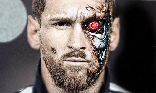 """Schwarzenegger: """"Messi là Kẻ hủy diệt trong bóng đá"""""""