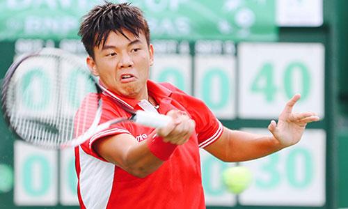 Hoàng Nam rớt khỏi top 500 ATP