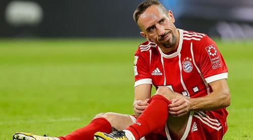 Ribery bí mật trả tiền để em trai được thi đấu