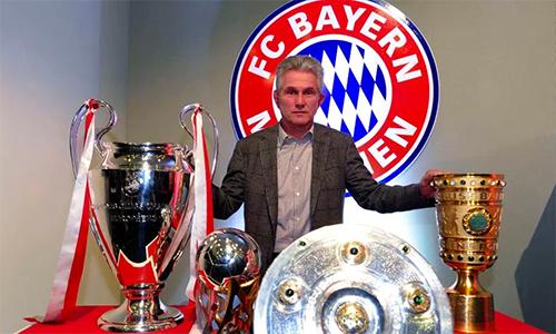 Heynckes - Cứu tinh trong nguy khốn của Bayern