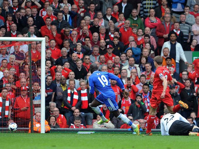 Thăng trầm của Mourinho tại Anfield