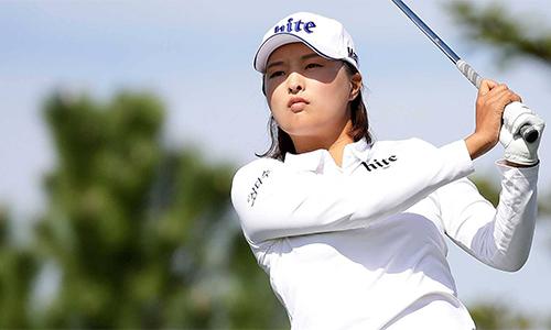 Ko Jin-young đăng quang tại LPGA KEB Hana Bank Championship