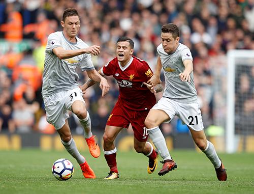 Mourinho chê Liverpool không dám đôi công với Man Utd