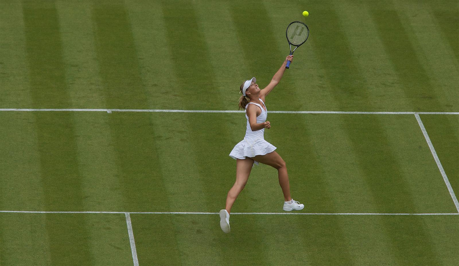 Sharapova và 15 tháng trầm luân vì án doping