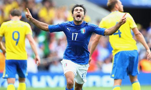 Italy chạm trán Thụy Điển ở play-off World Cup