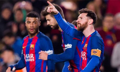 La Liga sẽ giảm 25% doanh thu nếu Barca bỏ giải
