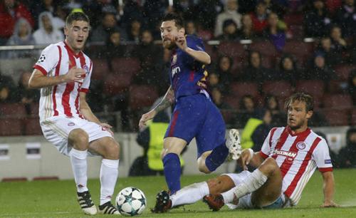 Quỹ lương của Barca rơi vào tình trạng báo động