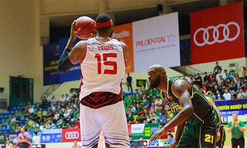 Saigon Heat thắng Cantho Catfish, giành vé dự play-off VBA