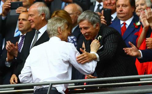 Ông chủ Arsenal: Sa thải thì quá dễ, giữ lại Wenger mới là dũng cảm