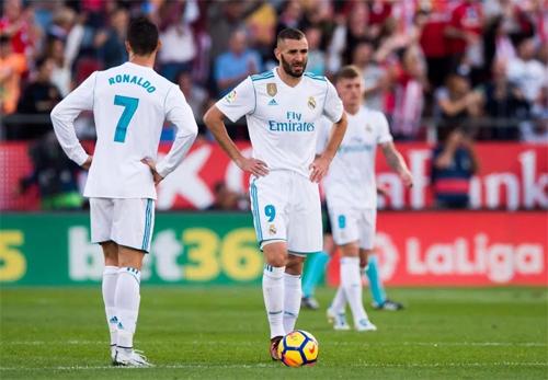 CĐV Real bi quan về cơ hội ở La Liga sau khi thua Girona