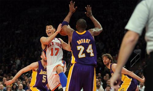 Những ngôi sao gốc Á lừng lẫy tại NBA
