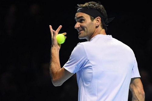 Federer tái ngộ Marin Cilic ở ATP Finals